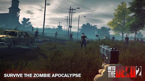 Top 7 Mejores Juegos De Zombies Para Android 2018