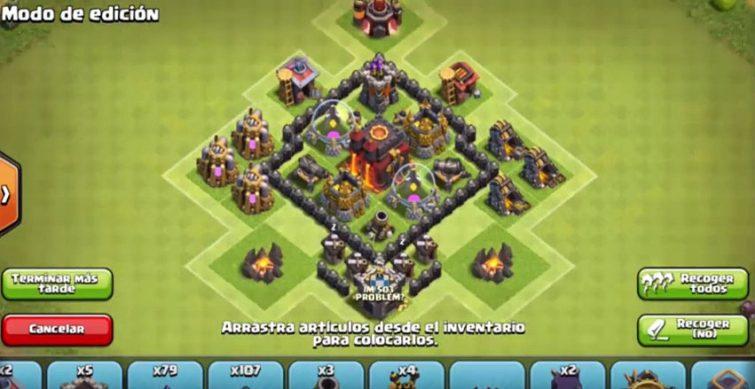 Ayuntamiento 3 - Clash of Clans