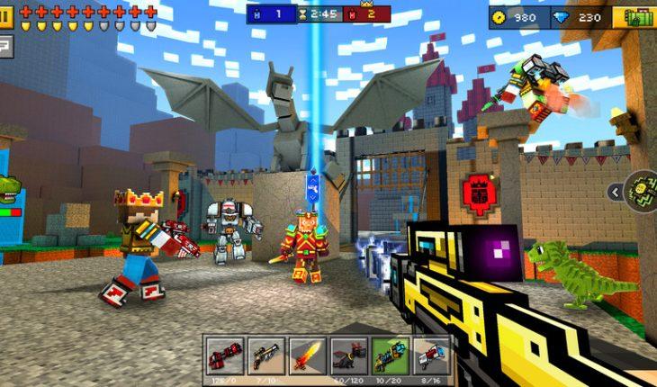 Descargar Pixel Gun 3d Para Pc Paso A Paso Juegosdroid