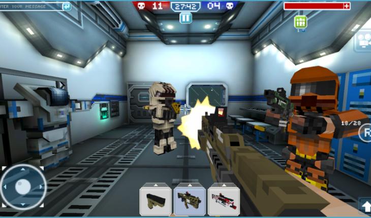 Descargar Blocky Cars Online Shooter Para Pc Juegosdroid