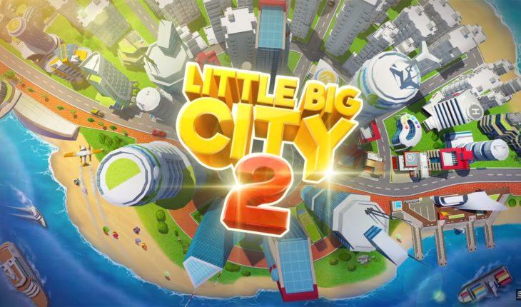 descargar little big city para pc